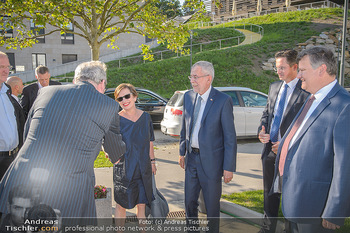 10 Jahresfeier - ISTAustria Klosterneuburg - Di 04.06.2019 - Alexander VAN DER BELLEN, Doris SCHMIDAUER84