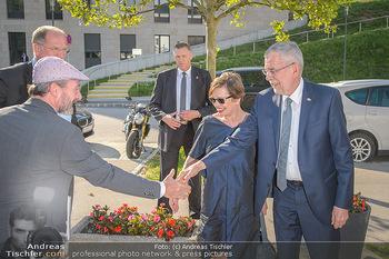 10 Jahresfeier - ISTAustria Klosterneuburg - Di 04.06.2019 - Alexander VAN DER BELLEN, Doris SCHMIDAUER85