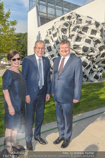 10 Jahresfeier - ISTAustria Klosterneuburg - Di 04.06.2019 - Alexander VAN DER BELLEN, Doris SCHMIDAUER, Thomas A. HENZINGER86