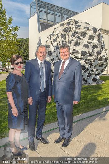 10 Jahresfeier - ISTAustria Klosterneuburg - Di 04.06.2019 - Alexander VAN DER BELLEN, Doris SCHMIDAUER, Thomas A. HENZINGER87