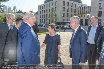 10 Jahresfeier - ISTAustria Klosterneuburg - Di 04.06.2019 - Claus RAIDL, Alexander VAN DER BELLEN, Doris SCHMIDAUER, Thomas 89