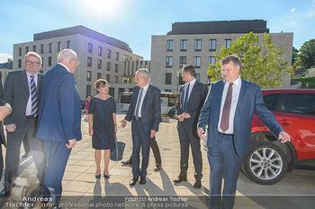 10 Jahresfeier - ISTAustria Klosterneuburg - Di 04.06.2019 - Claus RAIDL, Alexander VAN DER BELLEN, Doris SCHMIDAUER, Thomas 90