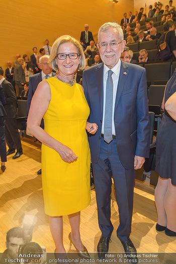 10 Jahresfeier - ISTAustria Klosterneuburg - Di 04.06.2019 - Alexander VAN DER BELLEN, Johanna MIKL-LEITNER117