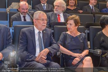10 Jahresfeier - ISTAustria Klosterneuburg - Di 04.06.2019 - Alexander VAN DER BELLEN mit Ehefrau Doris SCHMIDAUER126