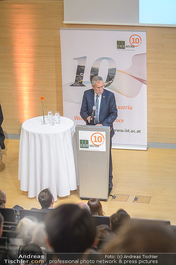 10 Jahresfeier - ISTAustria Klosterneuburg - Di 04.06.2019 - Alexander VAN DER BELLEN138