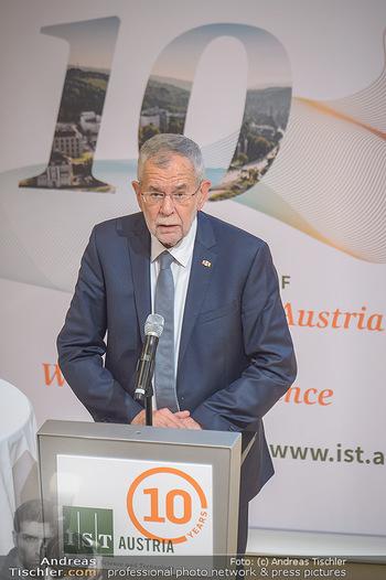 10 Jahresfeier - ISTAustria Klosterneuburg - Di 04.06.2019 - Alexander VAN DER BELLEN144