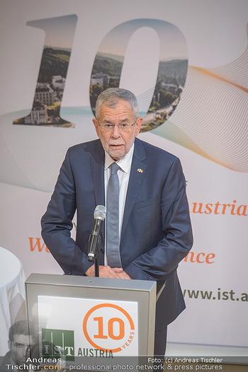 10 Jahresfeier - ISTAustria Klosterneuburg - Di 04.06.2019 - Alexander VAN DER BELLEN145
