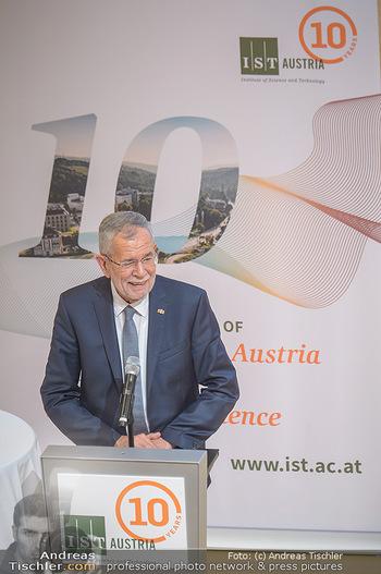 10 Jahresfeier - ISTAustria Klosterneuburg - Di 04.06.2019 - Alexander VAN DER BELLEN146