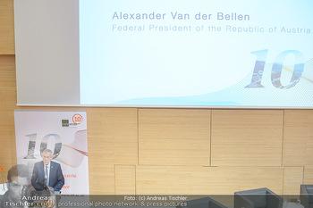 10 Jahresfeier - ISTAustria Klosterneuburg - Di 04.06.2019 - Alexander VAN DER BELLEN151