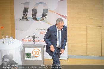 10 Jahresfeier - ISTAustria Klosterneuburg - Di 04.06.2019 - Alexander VAN DER BELLEN152