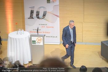 10 Jahresfeier - ISTAustria Klosterneuburg - Di 04.06.2019 - Alexander VAN DER BELLEN153