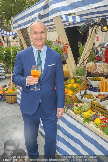 100 Jahre Aperol - Goldenes Quartier, Wien - Mi 05.06.2019 - Peter FRIESE65