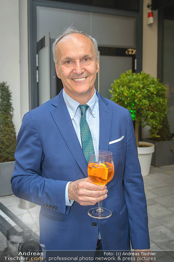 100 Jahre Aperol - Goldenes Quartier, Wien - Mi 05.06.2019 - Peter FRIESE66