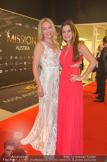 Miss Austria 2019 - Museum Angerlehner, Wels - Do 06.06.2019 - Erika SUESS, Bettina ASSINGER7