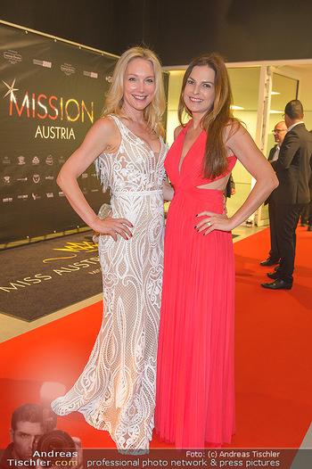Miss Austria 2019 - Museum Angerlehner, Wels - Do 06.06.2019 - Erika SUESS, Bettina ASSINGER8