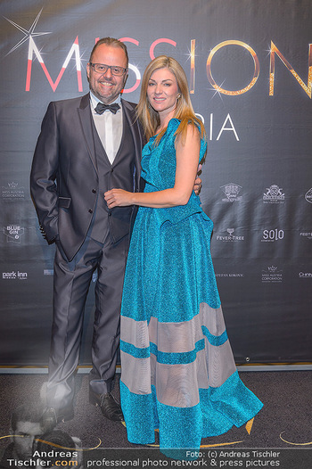 Miss Austria 2019 - Museum Angerlehner, Wels - Do 06.06.2019 - Jörg RIGGER mit Ehefrau Kerstin17