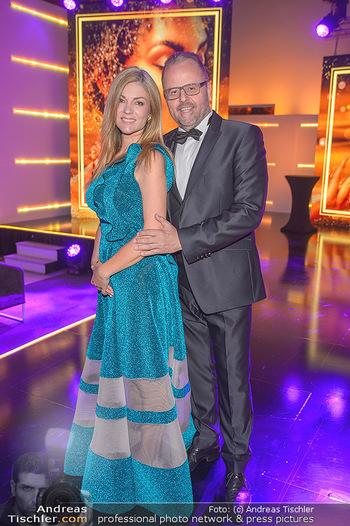 Miss Austria 2019 - Museum Angerlehner, Wels - Do 06.06.2019 - Jörg RIGGER mit Ehefrau Kerstin18