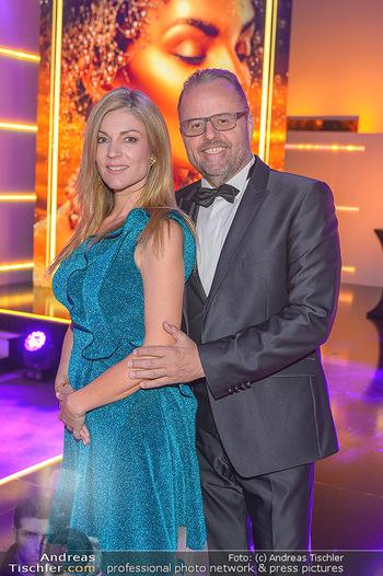 Miss Austria 2019 - Museum Angerlehner, Wels - Do 06.06.2019 - Jörg RIGGER mit Ehefrau Kerstin19