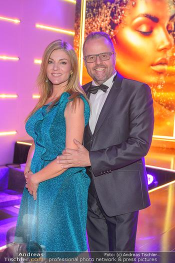 Miss Austria 2019 - Museum Angerlehner, Wels - Do 06.06.2019 - Jörg RIGGER mit Ehefrau Kerstin20