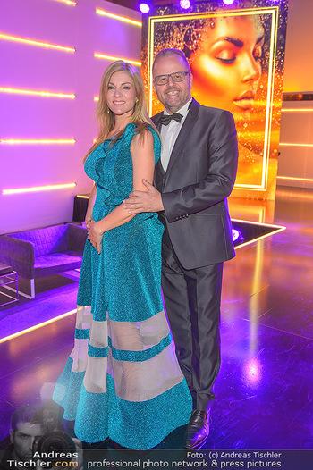 Miss Austria 2019 - Museum Angerlehner, Wels - Do 06.06.2019 - Jörg RIGGER mit Ehefrau Kerstin21