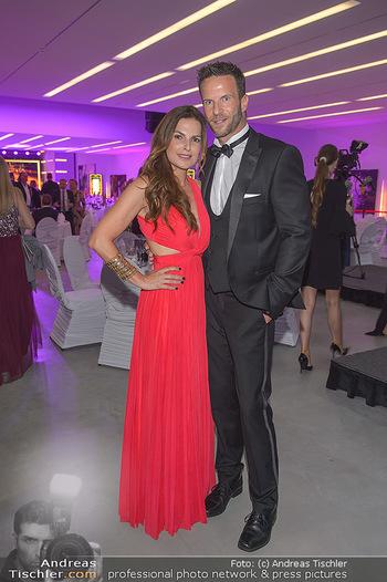 Miss Austria 2019 - Museum Angerlehner, Wels - Do 06.06.2019 - Bettina ASSINGER mit Freund Marc KUTTING89