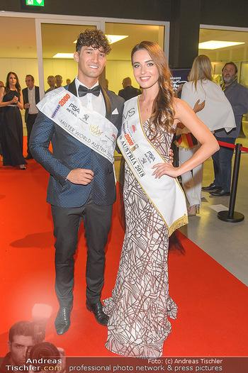 Miss Austria 2019 - Museum Angerlehner, Wels - Do 06.06.2019 - Alberto NOTALE, Izabella ION93