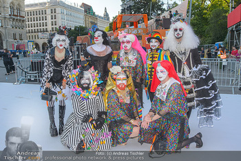 Lifeball red carpet - Rathaus Wien - Sa 08.06.2019 - 3