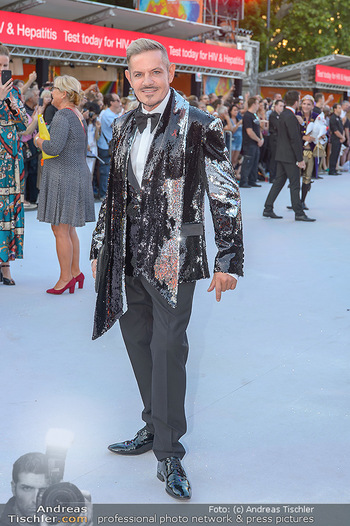 Lifeball red carpet - Rathaus Wien - Sa 08.06.2019 - Dirk HEIDEMANN30