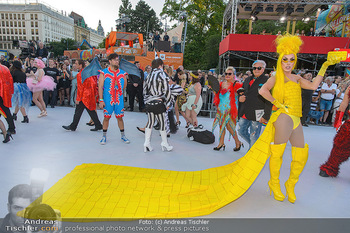 Lifeball red carpet - Rathaus Wien - Sa 08.06.2019 - 36