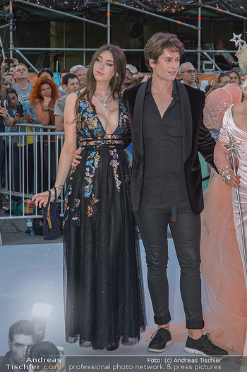 Lifeball red carpet - Rathaus Wien - Sa 08.06.2019 - 42