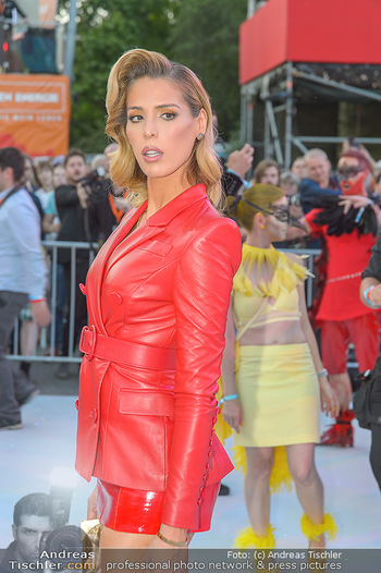 Lifeball red carpet - Rathaus Wien - Sa 08.06.2019 - Carmen CARRERA53