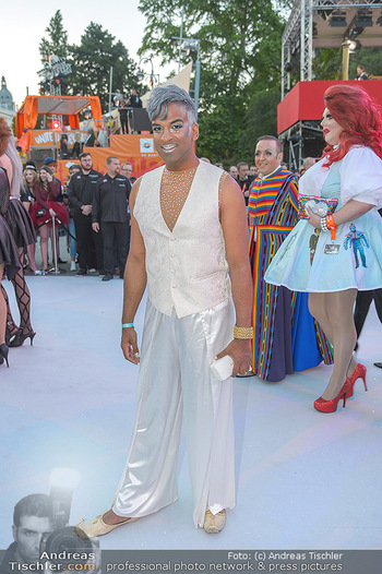 Lifeball red carpet - Rathaus Wien - Sa 08.06.2019 - Ramesh NAIR59
