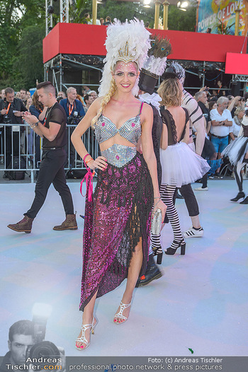Lifeball red carpet - Rathaus Wien - Sa 08.06.2019 - Beatrice KÖRMER64