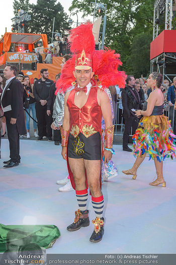 Lifeball red carpet - Rathaus Wien - Sa 08.06.2019 - 65