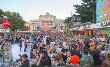 Lifeball red carpet - Rathaus Wien - Sa 08.06.2019 - 72