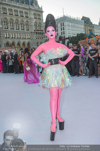 Lifeball red carpet - Rathaus Wien - Sa 08.06.2019 - 74