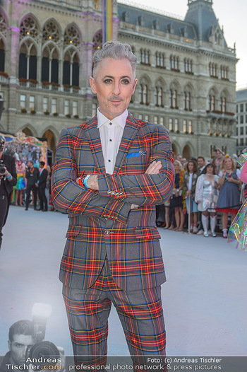 Lifeball red carpet - Rathaus Wien - Sa 08.06.2019 - Alan CUMMING75