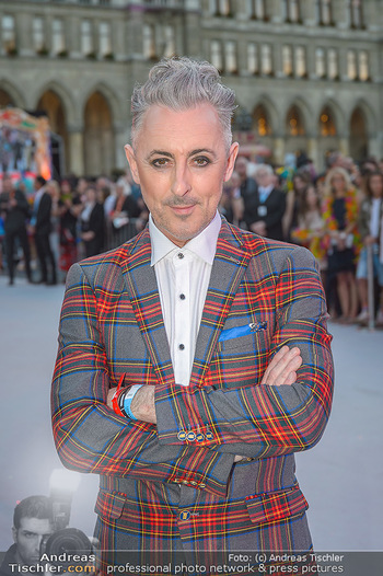 Lifeball red carpet - Rathaus Wien - Sa 08.06.2019 - Alan CUMMING76