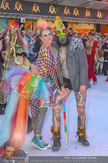 Lifeball red carpet - Rathaus Wien - Sa 08.06.2019 - 81