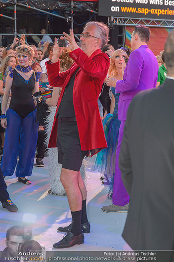 Lifeball red carpet - Rathaus Wien - Sa 08.06.2019 - Werner SOBOTKA87