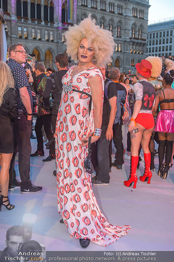 Lifeball red carpet - Rathaus Wien - Sa 08.06.2019 - Kenny KRÜGER92