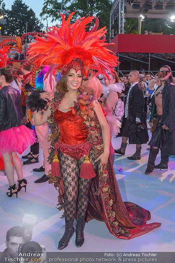Lifeball red carpet - Rathaus Wien - Sa 08.06.2019 - 93