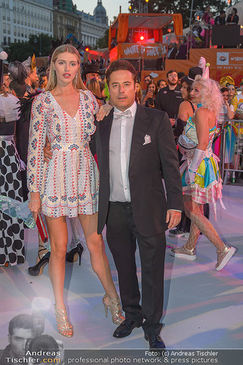 Lifeball red carpet - Rathaus Wien - Sa 08.06.2019 - 96