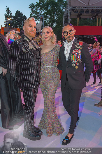 Lifeball red carpet - Rathaus Wien - Sa 08.06.2019 - 100