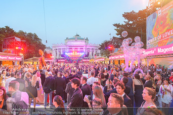 Lifeball red carpet - Rathaus Wien - Sa 08.06.2019 - 121