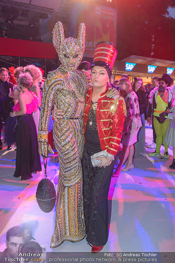 Lifeball red carpet - Rathaus Wien - Sa 08.06.2019 - 129