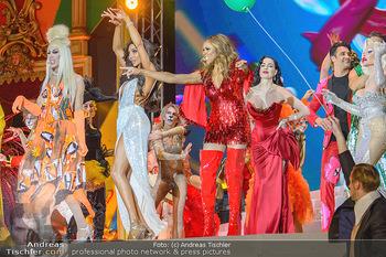 Lifeball Eröffnung - Rathaus Wien - Sa 08.06.2019 - Dita VON TEESE23