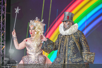 Lifeball Eröffnung - Rathaus Wien - Sa 08.06.2019 - Dianne BRILL, Georgij MAKAZARIA87