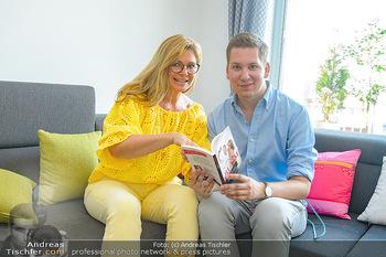 Interviewtermin Trischler Gilzer - Privatwohnung Trischler - Di 11.06.2019 - Maren GILZER, Clemens TRISCHLER9