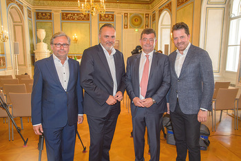 Esterhazy ORF PK - Schloss Esterhazy, Eisenstadt - Mi 12.06.2019 - Alexander WRABETZ, Stefan OTTRUBAY, Daniel SERAFIN, Hans Peter D26